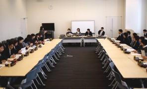 男女共同参画局と連合の懇談会