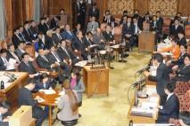 参院予算委員会 2011年度第4次補正予算の基本的質…