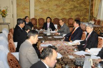 第13回衆議院選挙制度に関する各党協議会を開催