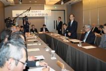 連合関東ブロック代表と懇談会
