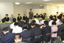 社会保障・税の一体改革調査会・各部門合同会議を開催