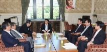 政策決定手続きに関する検討委員会を開催