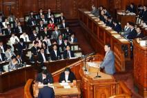 笠浩史議員が反対討論