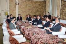 野党政調会長会談を開催 政策面ので連携を協議