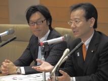 インターネット選挙解禁法案提出を受け鈴木寛広報委員長…