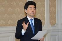 経緯を説明する山井和則衆院厚生労働委員会筆頭理事