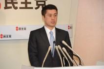 細野幹事長、参院選対策方針変更を表明「自公政権阻止・…