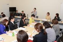 林文子横浜市長を招いて講演いただく