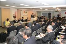 全国幹事長・選挙責任者会議を開催