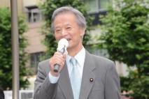 江田五月最高顧問