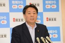 東京都議選「残された日にち全党を挙げて選挙の応援に走…