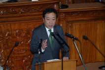 安倍総理を質す野田最高顧問