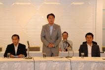 近畿・中四国ブロック幹事長・選挙責任者会議を開催
