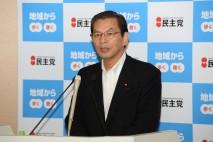 民主党東京電力福島第一原発汚染水対策本部の設置を発表…