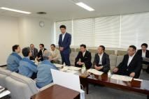 党東京電力福島第1原発汚染水対策本部、東電福島復興本…