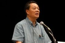 海江田代表、電力総連定期大会に出席 民主党の今後の議…
