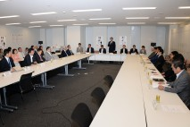 海江田改造『次の内閣』閣議を開催