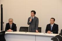 東日本大震災復旧・復興推進本部第1回総会を開催