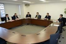 政治改革・国会改革推進本部役員会を開き、衆・参両院選…