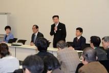 外務・防衛・内閣・厚労部門合同会議 「障害者の権利に…