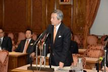 【参院NSC特】国家安全保障会議「4大臣会合新設の理…