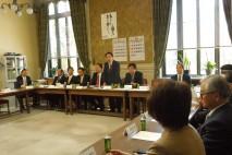 国対役員・理事合同理事会議