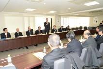 海江田代表、自動車総連から「自動車関連諸税の簡素化・…