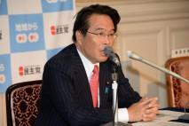 松原仁国会対策委員長