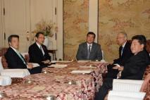 民自公3党幹事長・選挙制度実務者会談を開催