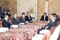 与野党幹事長・書記局長会談を開催 衆院選挙制度改革を…