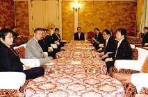 7野党幹事長・書記局長・国対委員長会談 「石破自民党…