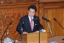 【衆院本会議】大串議員が補正予算に反対討論