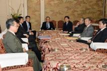 10党の選挙制度実務者が会合