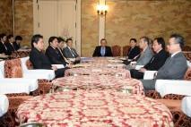 選挙制度改革に関する実務者協議