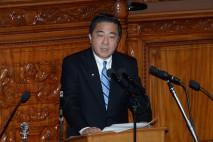 【衆院本会議】長島議員、国家安全保障戦略、防衛計画大…