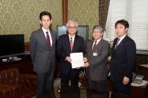 東日本大震災復興特区改正法案提出