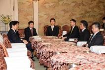 政府保有の秘密情報の関する野党政策実務者会議を開催
