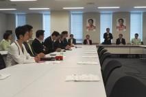 憲法総合調査会・安全保障総合調査会合同総会