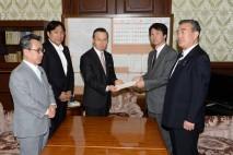 原子力規制委員会設置法の一部を改正する法律案を提出