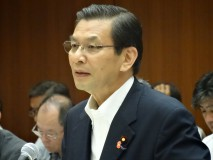 大畠幹事長、退職者連合第18回定期総会であいさつ
