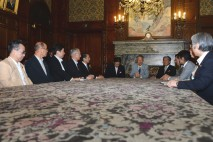 全党代表者会議