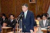 【参院予算委】桜井議員、厳しい国民生活の実態に目を向…