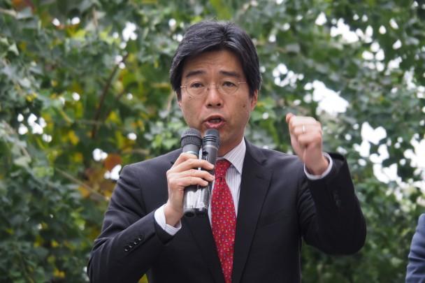 【千葉1区】「リスクある展開にはまっているアベノミクスの転換を」田嶋総支部長