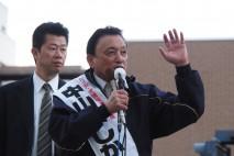 【東京2区】「安倍政権による不都合なことにふたをする…