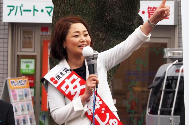 安藤淳子千葉県議会議員候補