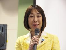 菊田真紀子議員
