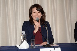 維新の党の太田和美衆院議員